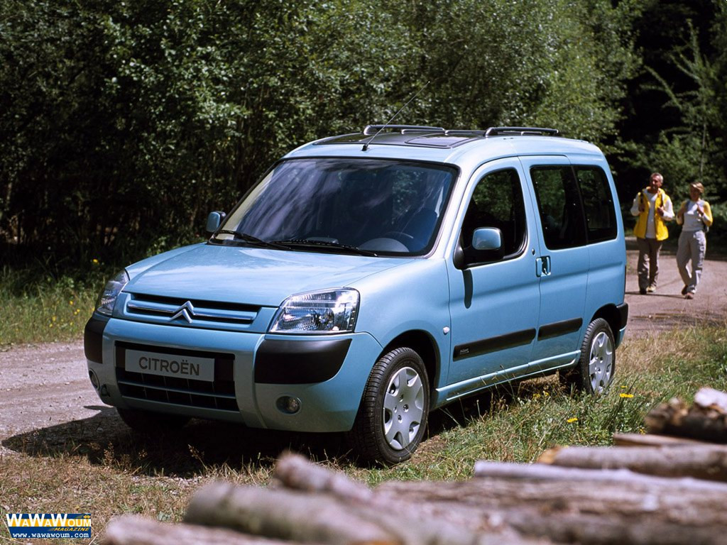 Citroen Berlingo фото 35798