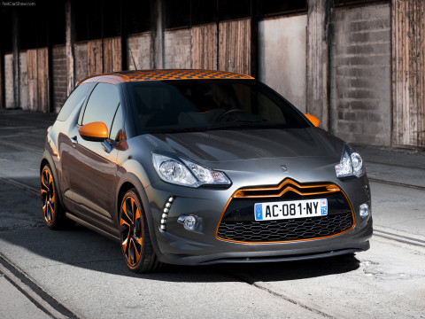 Citroen DS3 Racing фото