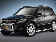 Cobra Mercedes-Benz GLK фото