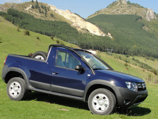 Dacia Duster Pick-Up фото