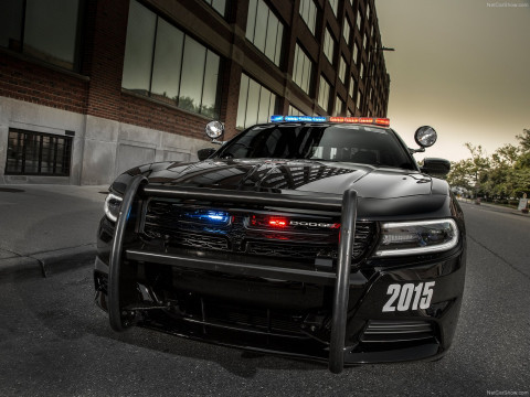 Dodge Charger Pursuit фото