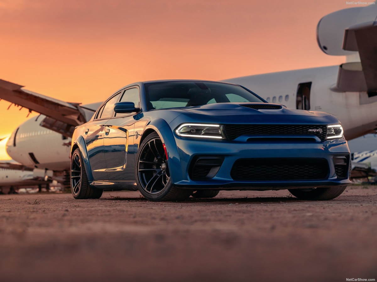 Dodge Charger SRT Hellcat фото 202782