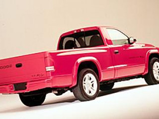 Dodge Dakota RT фото