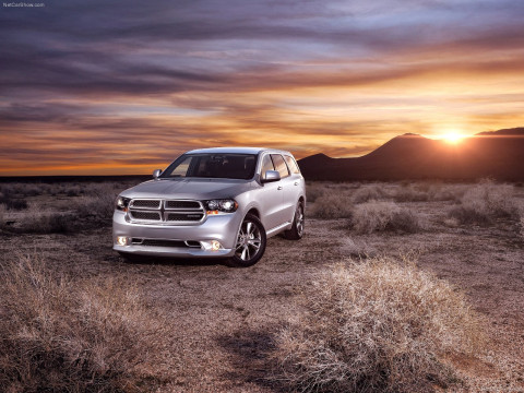 Dodge Durango RT фото