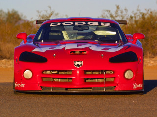Dodge Viper Competition Coupe фото