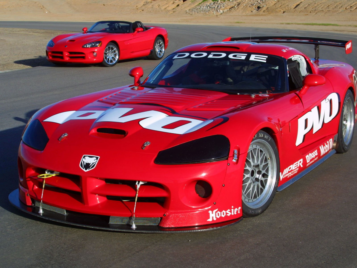 Dodge Viper Competition Coupe фото 15535