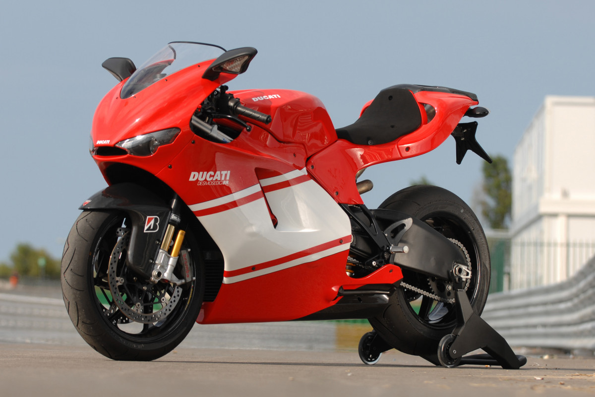 Обои Ducati, rr, desmosedici. Мотоциклы foto 19