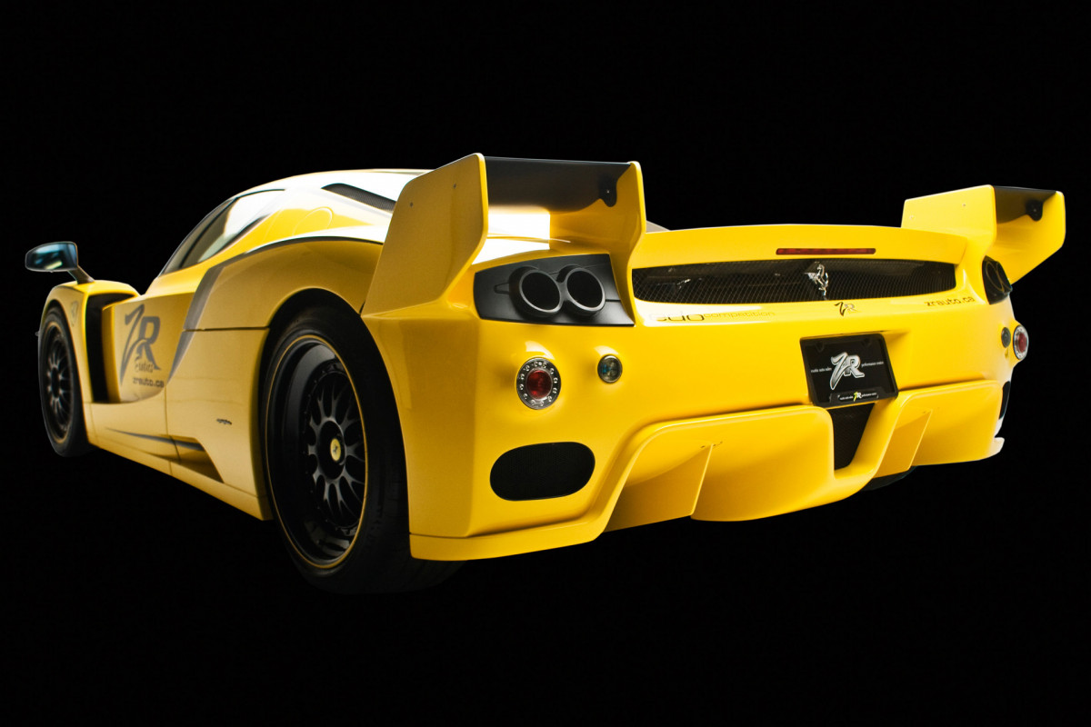 Edo Competition Ferrari Enzo XX Evolution фото 70545