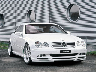 FAB Design Mercedes CL фото