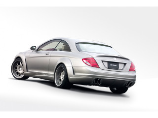 FAB Design Mercedes CL600 V12 Biturbo фото