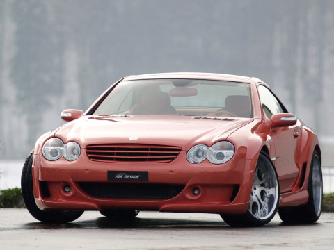 FAB Design Mercedes SL фото