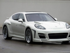 FAB Design Porsche Panamera Turbo фото