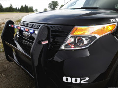 Ford Explorer Police Interceptor фото