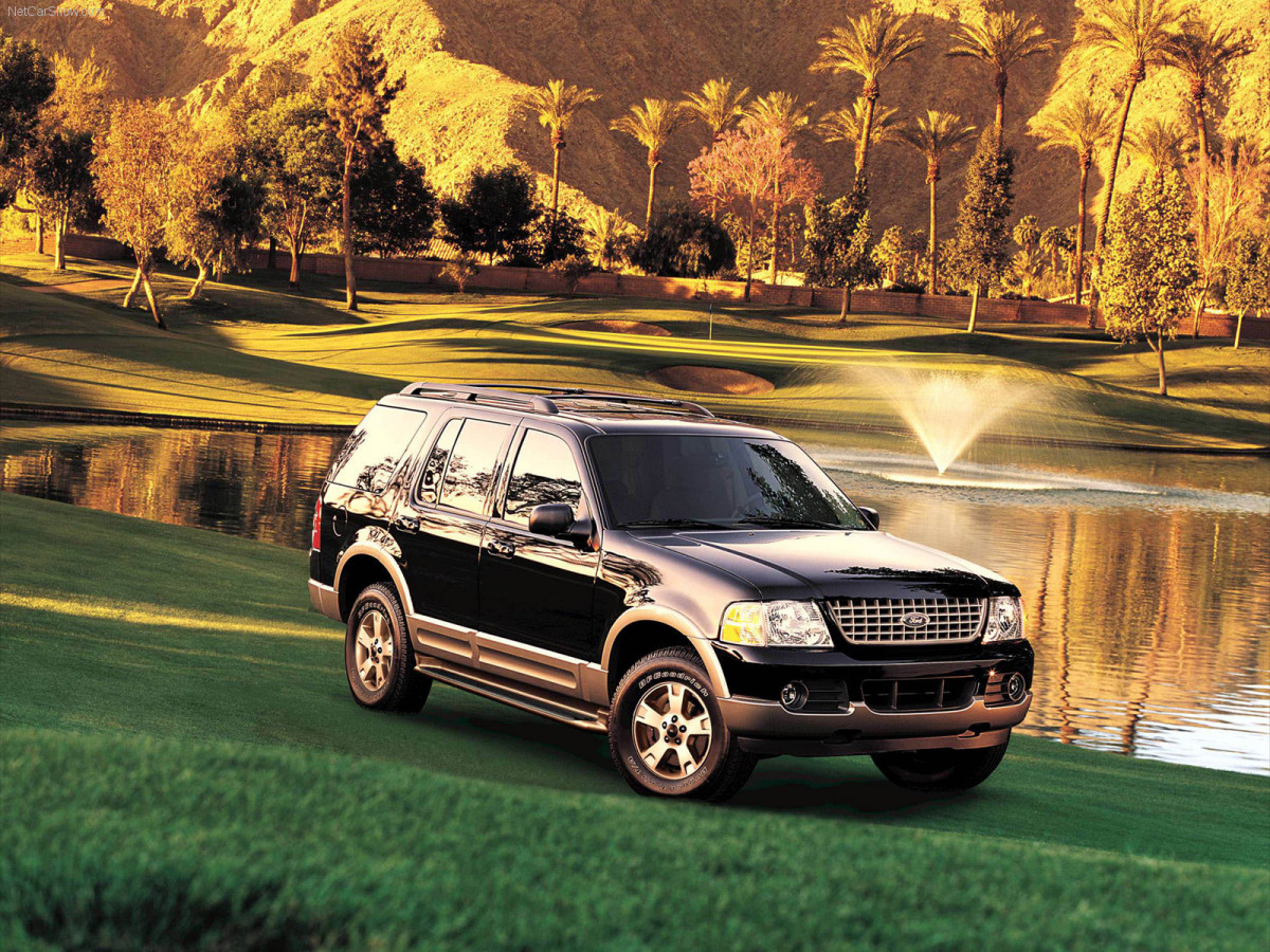 Ford Explorer фото 33227