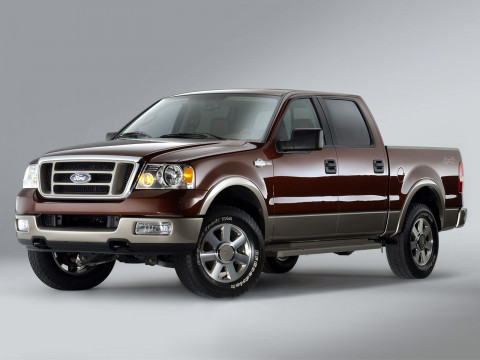 Ford F-150 King Ranch SuperCrew фото
