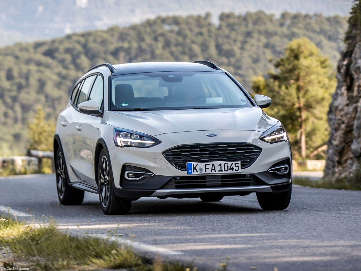 Ford Focus Active фото 202844