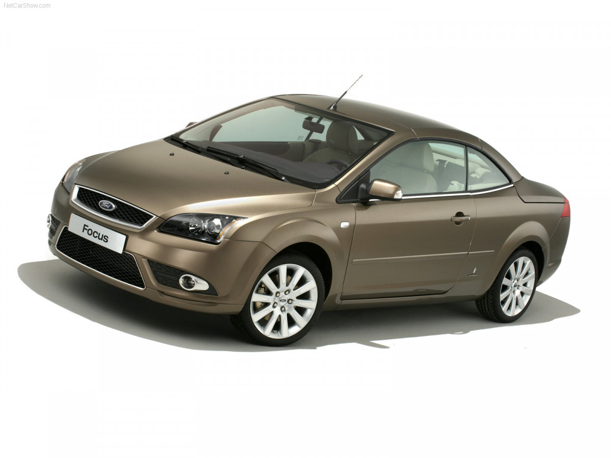 Ford Focus Coupe-Cabriolet фото 32455