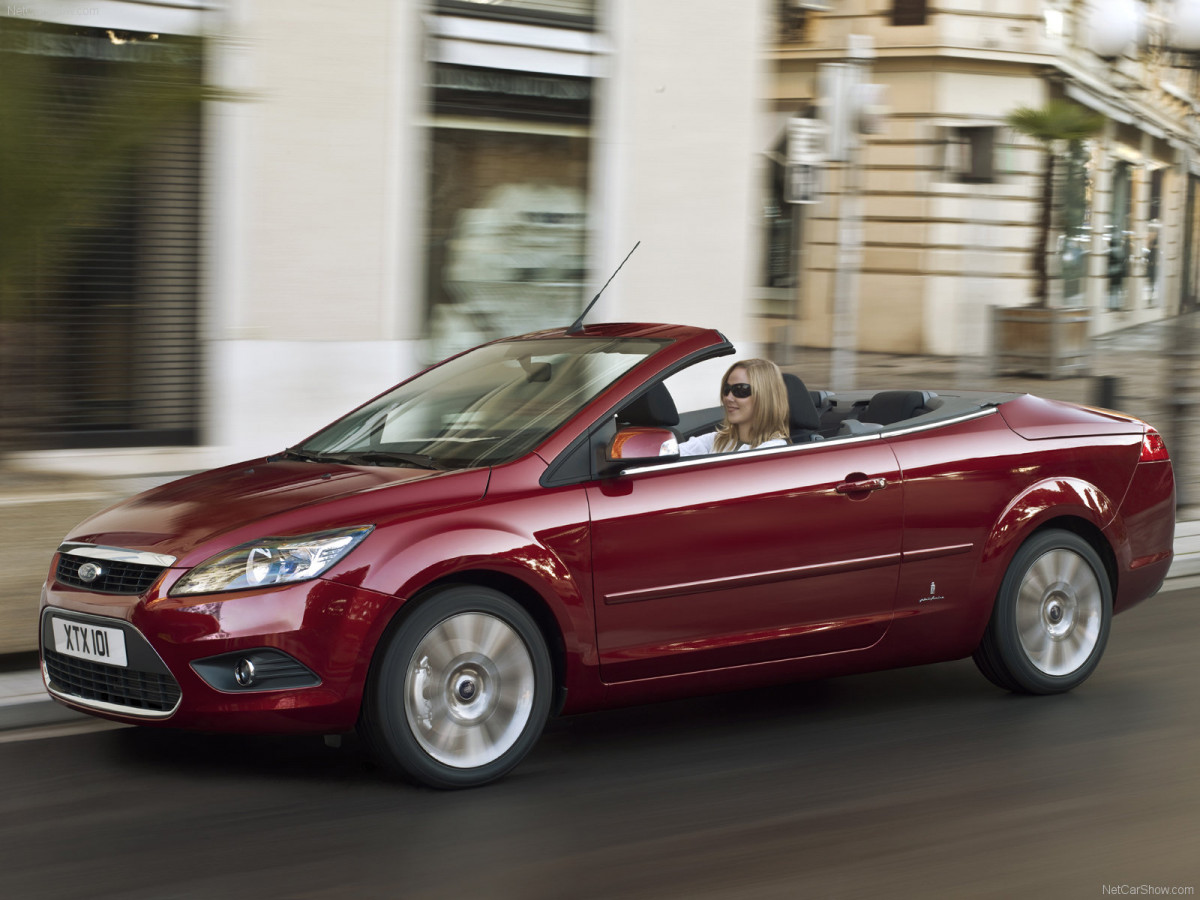 Ford Focus Coupe-Cabriolet фото 52210