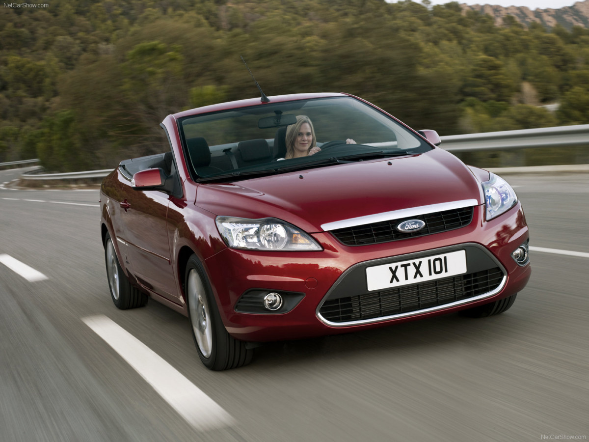 Ford Focus Coupe-Cabriolet фото 52212