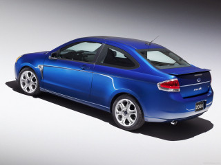 Ford Focus Coupe фото