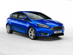 Ford Focus III фото