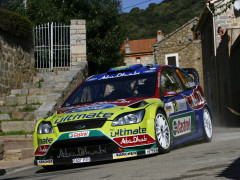 Ford Focus RS WRC фото
