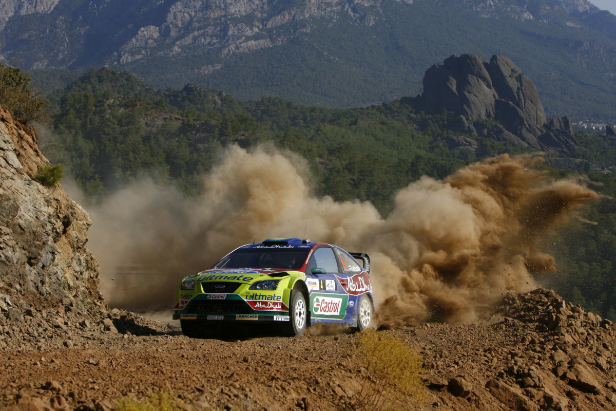Ford Focus RS WRC фото 61236