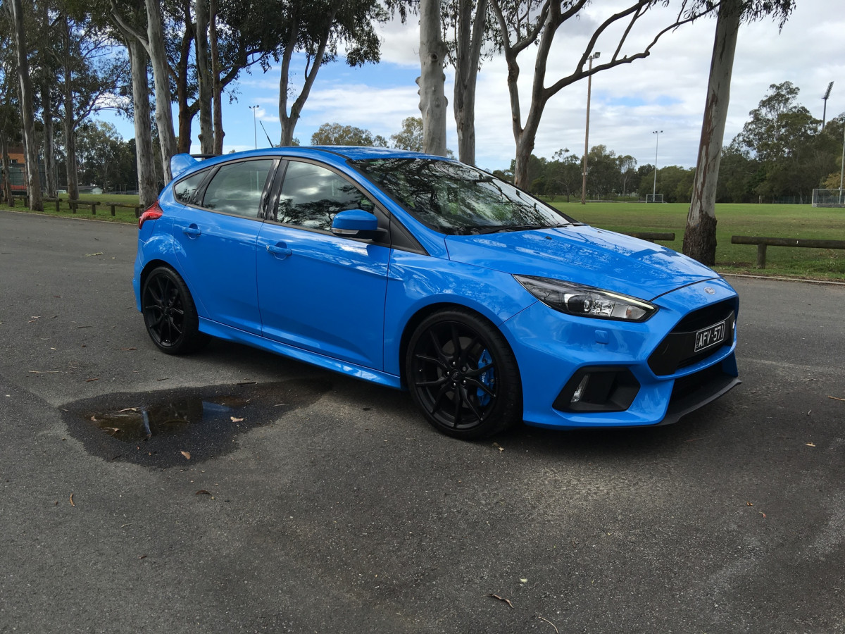 Ford Focus RS фото 173456