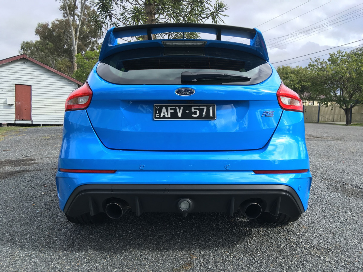 Ford Focus RS фото 173480