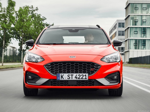 Ford Focus ST фото