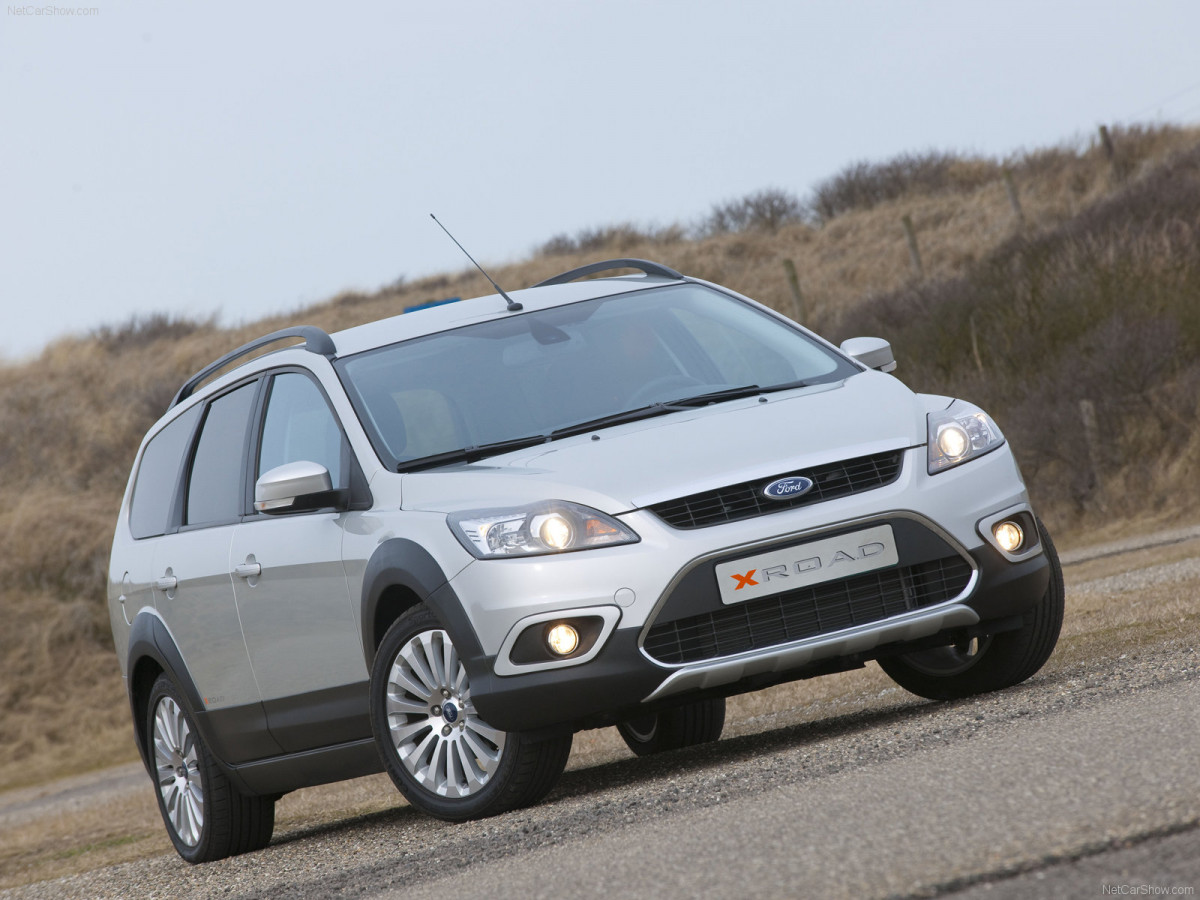 Ford Focus X Road фото 64854