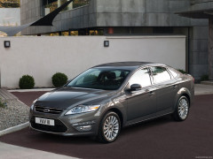 Ford Mondeo Hatchback фото