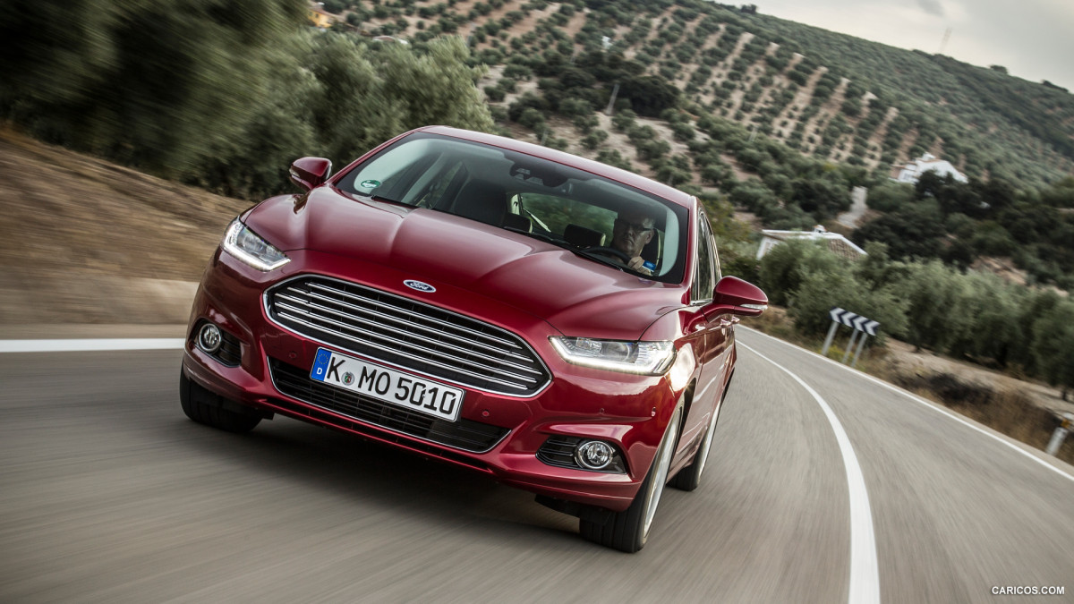 Ford Mondeo фото 139379