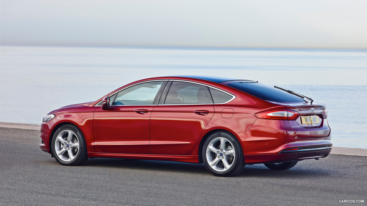 Ford Mondeo фото 139387