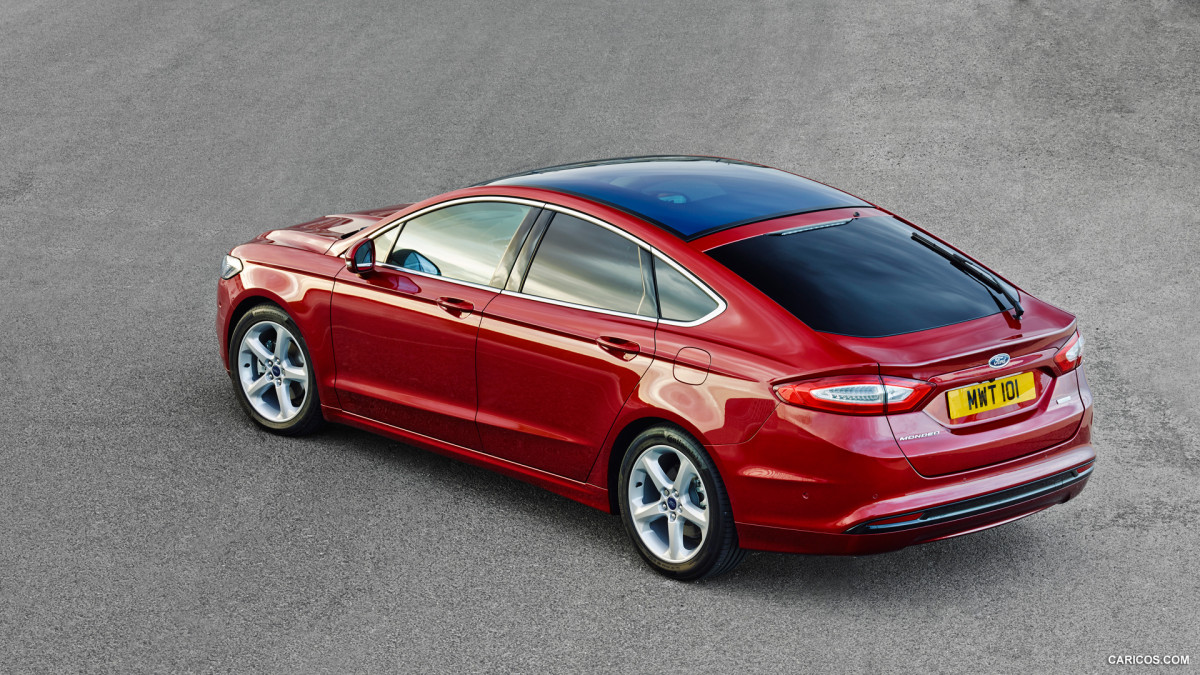 Ford Mondeo фото 139389