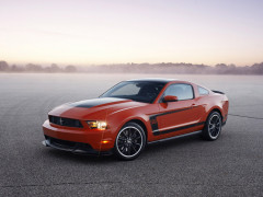 Ford Mustang Boss 302SX фото
