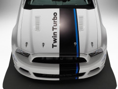 Ford Mustang Cobra Jet Twin-Turbo фото