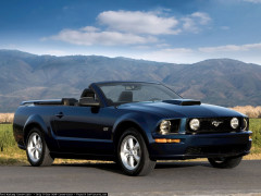 Ford Mustang Shelby GT Convertible фото