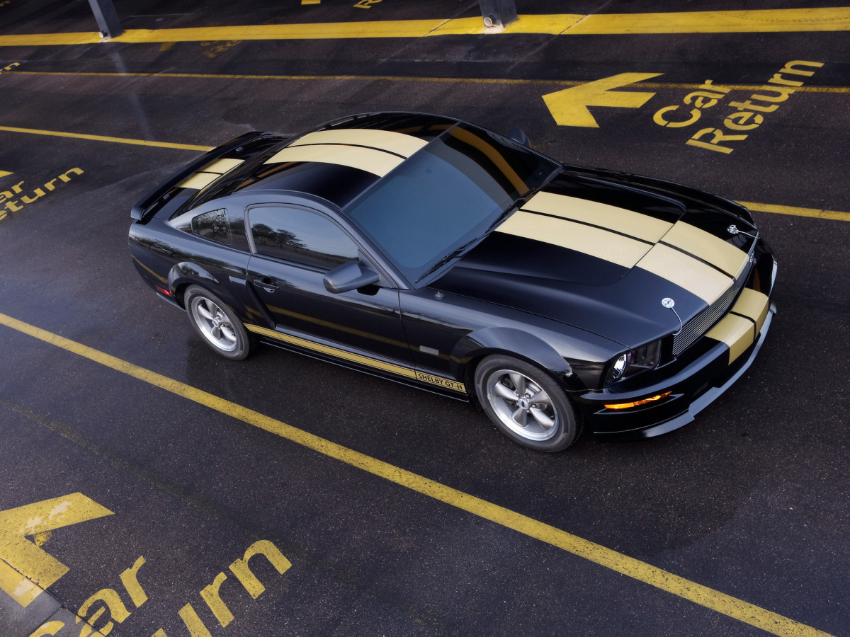 Ford Mustang Shelby фото 33586