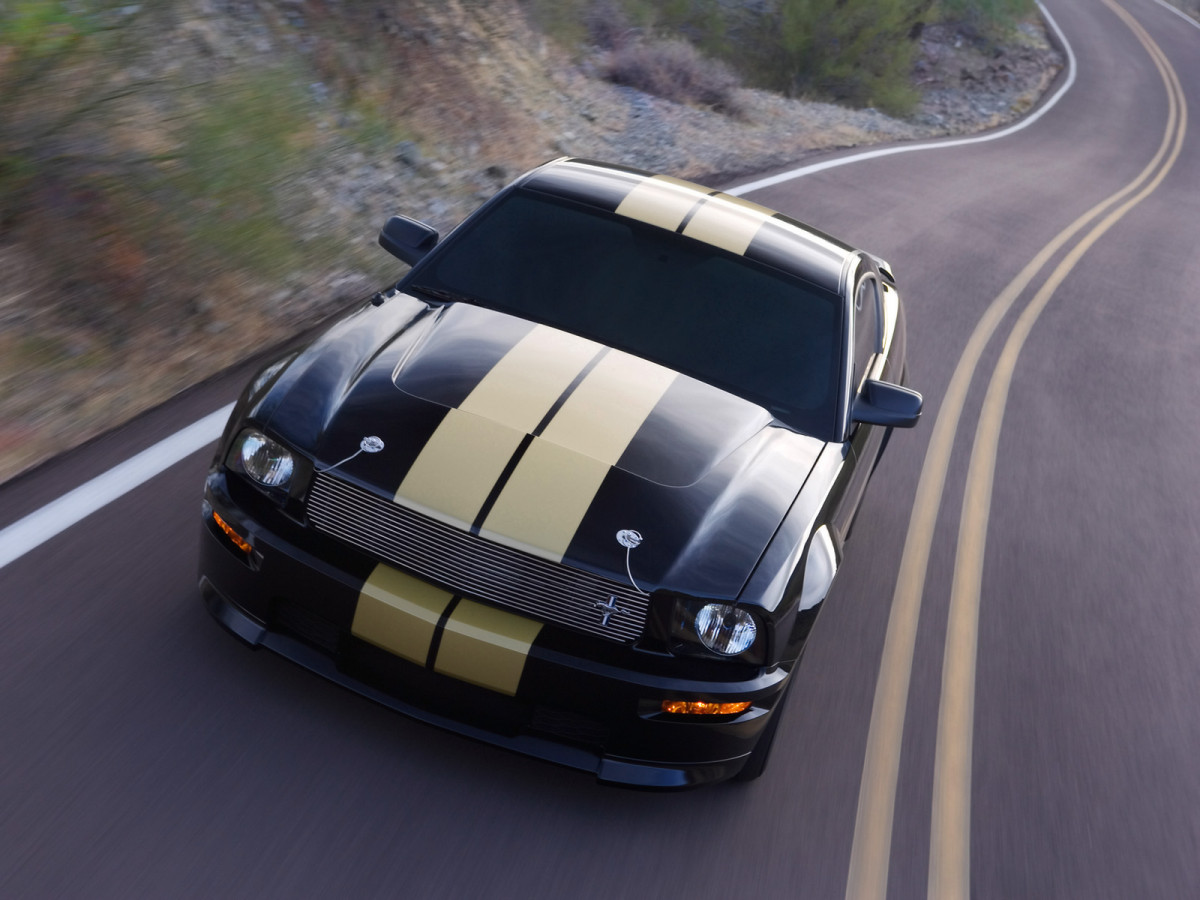 Ford Mustang Shelby фото 33588