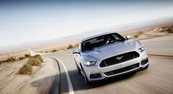 Ford Mustang фото 108937