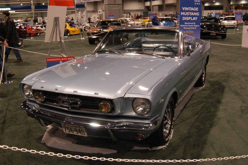 Ford Mustang фото 18263