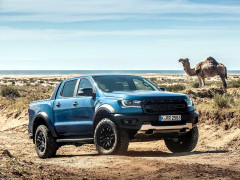 Ford Ranger Raptor фото