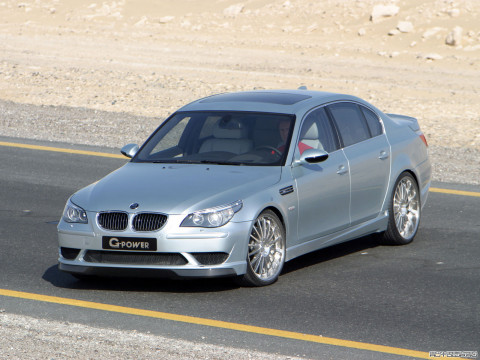 G Power BMW G5 5.0S фото