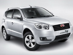 Geely Emgrand фото