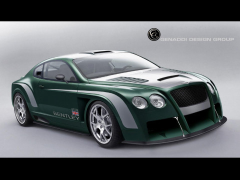 Genaddi Design Bentley Continental GT/LM фото