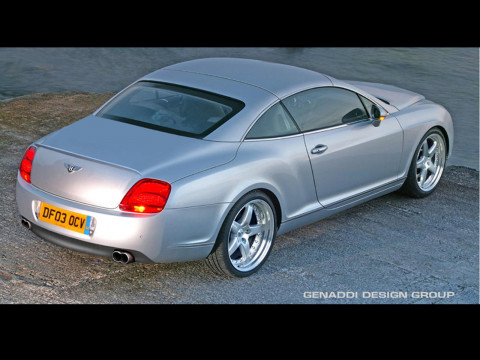 Genaddi Design Bentley Continental GT/R фото