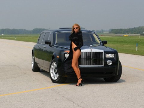 Genaddi Design Rolls Royce Phantom фото