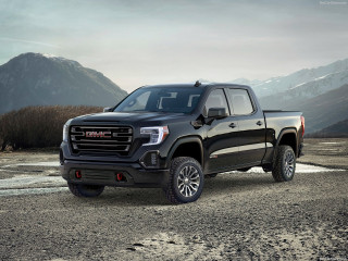 GMC Sierra All Terrain HD фото