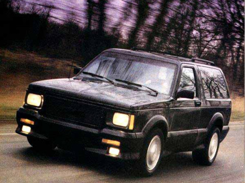 GMC Typhoon фото